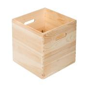 Caja de Madera sin Tapa 30 x 30 x 30 Ref.CBS303030