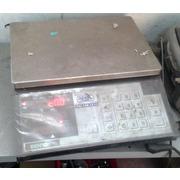 Balanza Cuenta Piezas y Plataforma Usada Ref.BP12501000