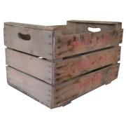 Caja de Madera Usada 35.5x50x31 centímetros Ref.CMU503531