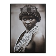 Cuadro Digital Aborigen Pintado 3 x 100 x 140 cm