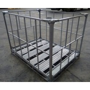 Contenedor en Metal Desmontable 1440x1085x1035 Ref.CPM144