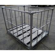 Contenedor Desmontable Apilable 1440x1085x1035 Ref.CPM144