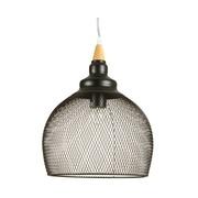 Lámpara Techo Malla en Metal 38 x 38 x 160 centímetros