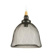 Lámpara de Techo Malla en Metal 40 x 40 x 160 centímetros