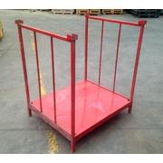 Jaula Desmontable en Metal Usada 101x118x136
