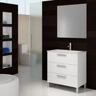 Mueble de Baño Completo Eira 3 Cajones 45 x 80 x 82 centímetros