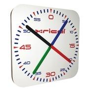 Cronometro XRical 80cm 4 agujas