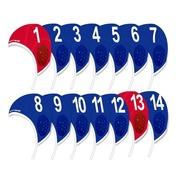Set 14 Gorros de Waterpolo Lycra MESH 1 Equipo
