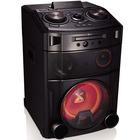 CADENA LG OM7550 1 000W LED 4 SUBWOOFER