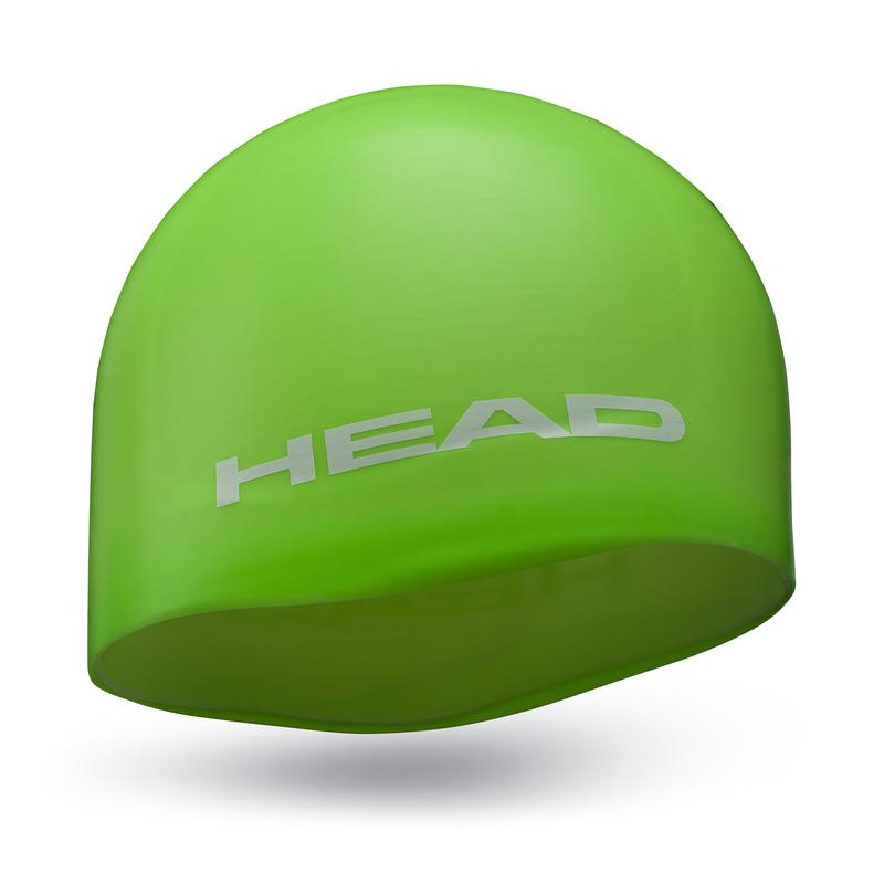 HEAD Gorro Silicona Moldeado Silicona Moulded Mid Junior OUTLET
