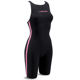 HEAD Competicion Mujer Liquid Fire Vector Knee Open Back