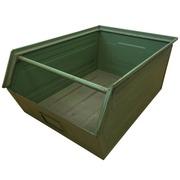 Caja Metálica Apilable Rapibox 90 litros Usada Ref.200-0