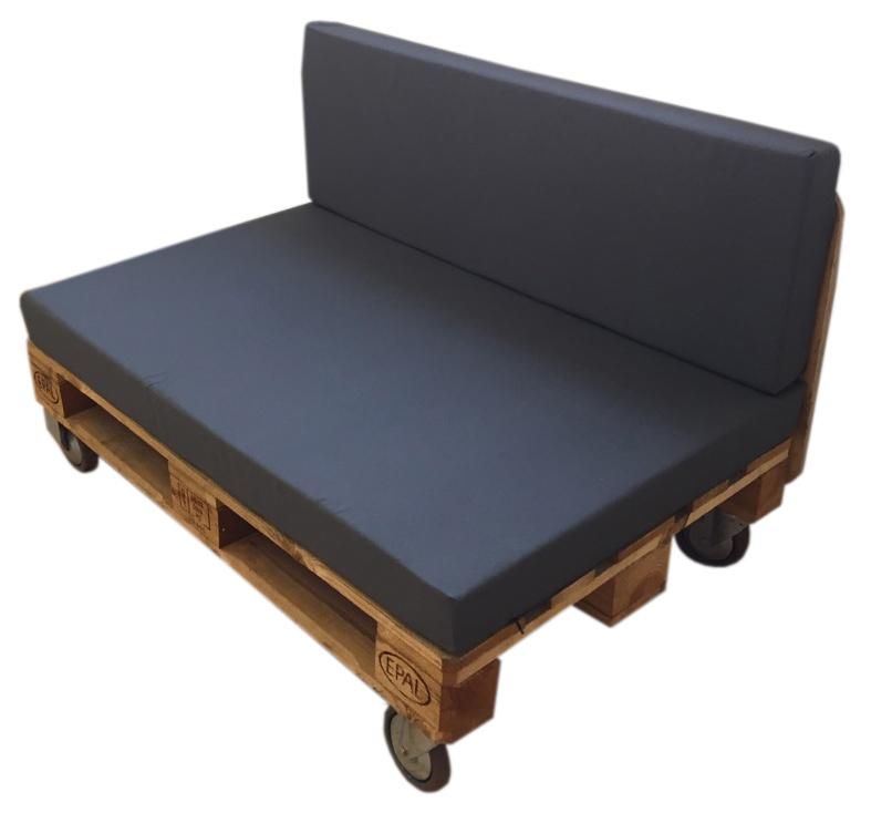 Coj n asiento sof jard n 10 x 120 x 80 cm - Cojines para sofas de jardin ...