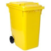 Contenedor 360 litroscon Ruedas 583x880x1010 mm