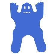 LEISIS Tapiz Fantasma 95.5x63x4cm