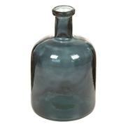 Botella Marta de Vidrio Reciclado Gris