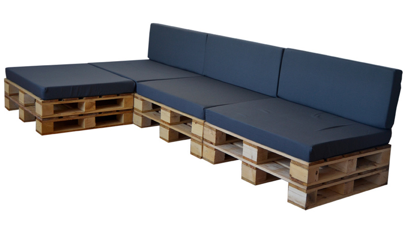 Sillones con palets exterior with sillones con palets for Sillones para exterior con palets