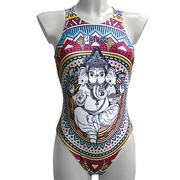 Bañador Waterpolo Femenino BBOSI Ganesh Woman