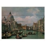 Cuadro de Madera Plintura de Venecia 60x45cm