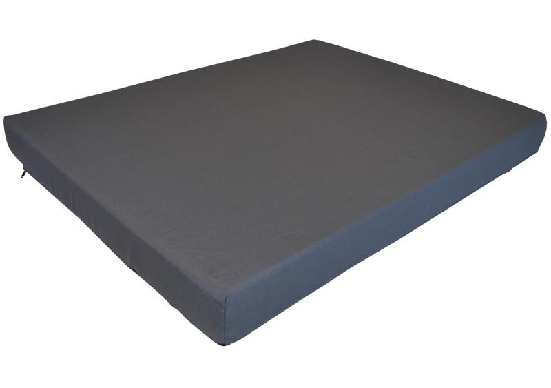 Cojin asiento para sofa exterior 10 x 120 x 80 cm for Cojin sofa exterior
