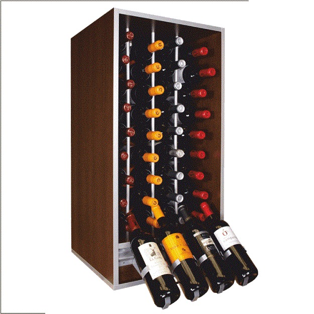Estanter a botellero para vino macabeo 40 botellas - Estanterias para vino ...