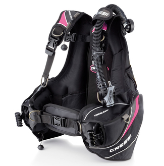 Cressi Chaleco TRAVELIGHT LADY 2.0