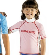 Camiseta Cressi RASH GUARD Niña