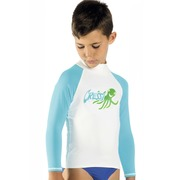 Camiseta Cressi MANGA LARGA RASH GUARD Niño