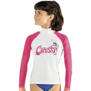 Camiseta Cressi RASH GUARD MANGA LARGA Niña