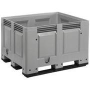 Contenedor Big Box Plastico Reciclado Gris Ref.173230050