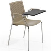 Silla Fija Feel con Mesa Plegable