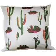 Cojín Estampado Cactus 45 x 45 x 15 cm