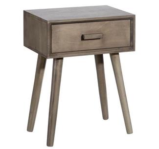 Mesas de noche en mueblesvintage for Mesitas de noche 40 cm