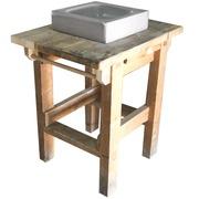 Mueble de Baño de Estilo Industrial 66 x 86 x 92 cm