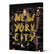 Cuadro New York City en Lienzo 100 x 100 cm