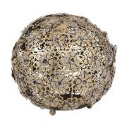 Bola Decorativa con Mariposas 25 x 25 x 24 cm