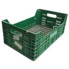 Caja Agrícola en PEHD Usada 29 x 50 x 19.5 cm