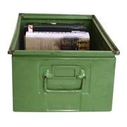 Cajas Metalicas 200 x 315 x 475 Usadas Color Verde