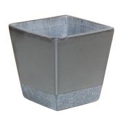 Macetero Cuadrado en Cerámica 16.3 x 16.3 x 16.3 cm