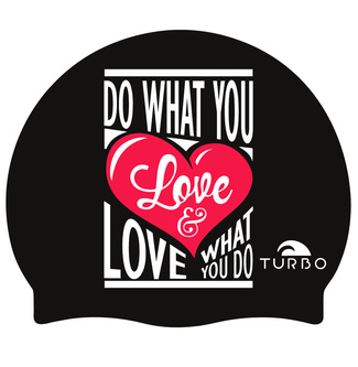 Gorro Natacion Silicona Turbo Do Love