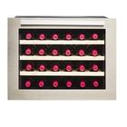 Vinoteca Vinobox Encastrable para 24 botellas Design