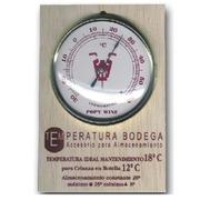 Termómetro para Bodega en Madera Ref.375/20