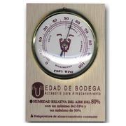 Higrómetro para Bodega en Madera Ref.376/20
