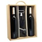 Estuche Vino con 2 botellas Protocol Consulting