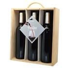 Estuche Vino Protocol Sistem con botella Incluida