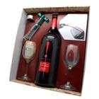 Estuche Vino Magnum Vinotauro con botella incluida