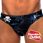 Bañador Hombre BBOSI Waterpolo Pirate Man Outlet