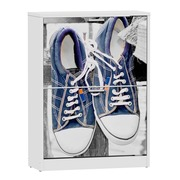Zapatero Sneakers Hanging 2 Trampones Ref.H329-SNH