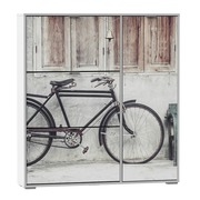 Zapatero 3 Trampones 1 Puerta Bicycle Ref.H314-2BCC