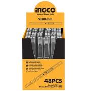 Cutter Fino 9 x 80 mm Ref.HKNS1806